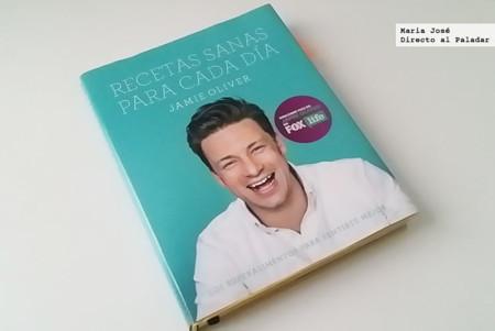 Recetas sanas para cada día. Nuevo libro de recetas de Jamie Oliver