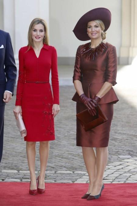 Letizia y Máxima