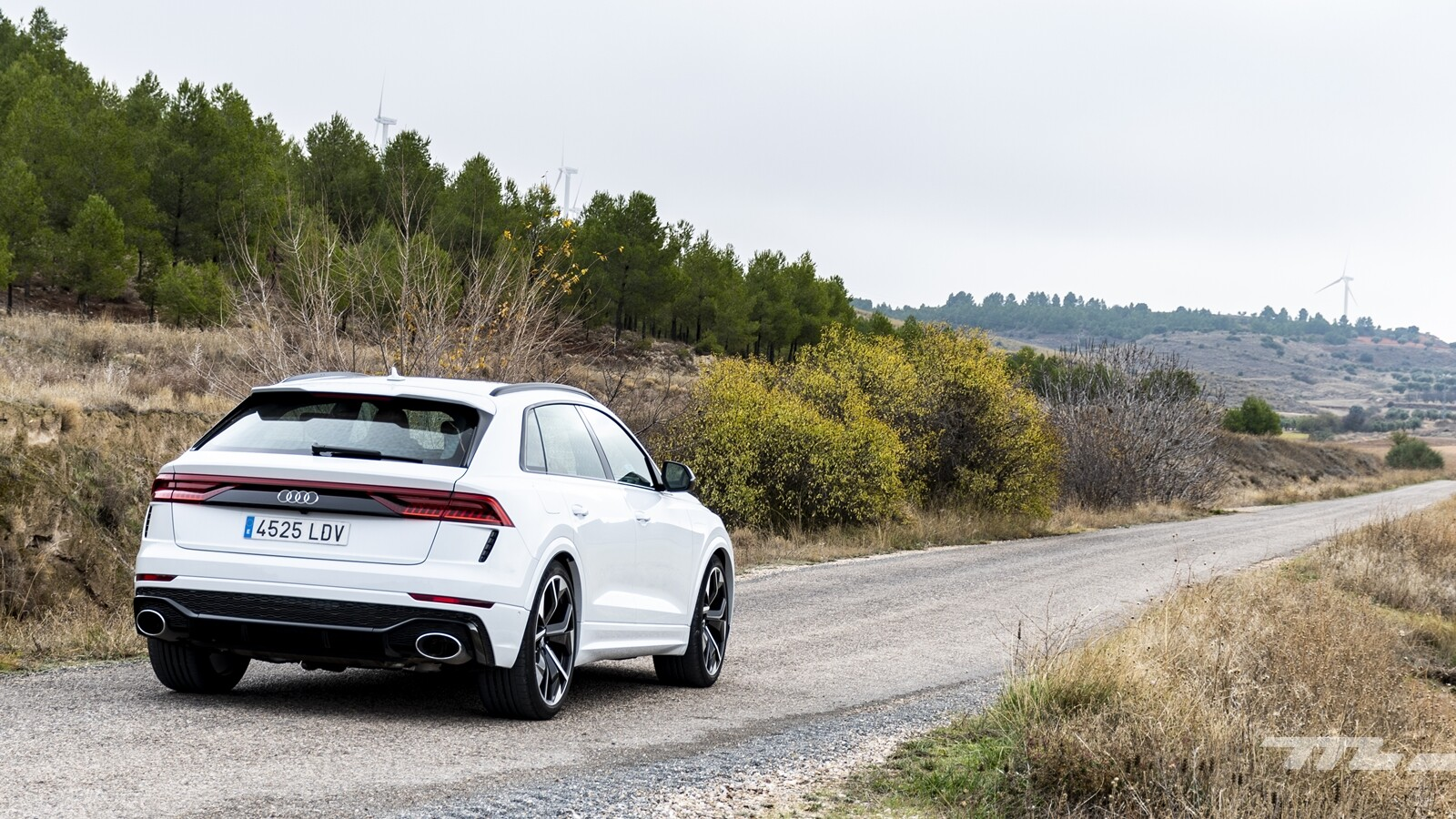 Foto de Audi RS Q8 2020, prueba (3/40)