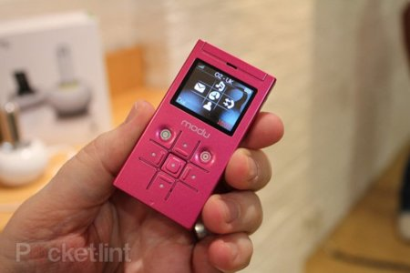 Modu, el teléfono modular aparece en Reino Unido