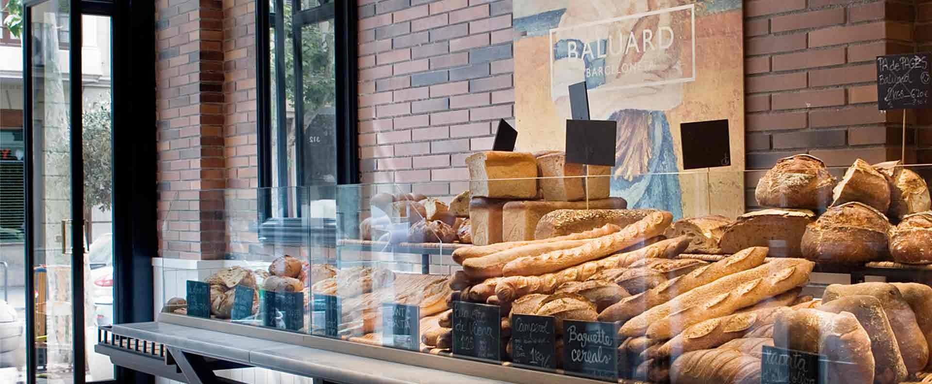 Praktik Bakery