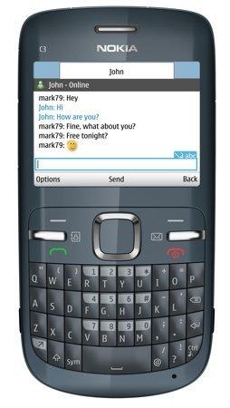 Nokia C3, un teléfono asequible para mantenerse conectado