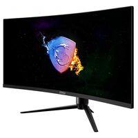 MSI Optix MAG342CQ: llega un nuevo monitor gaming, ultrapanorámico y curvo con 144 Hz en pantalla