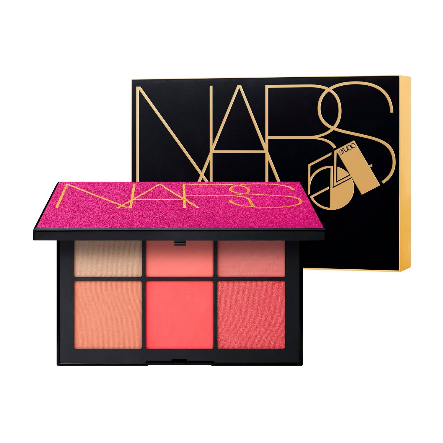 Paleta de mejillas Free Lover Cheek de NARS