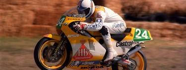 La triste historia de Reinhold Roth, el mítico subcampeón de los 250 cc que lleva 30 años en estado vegetal