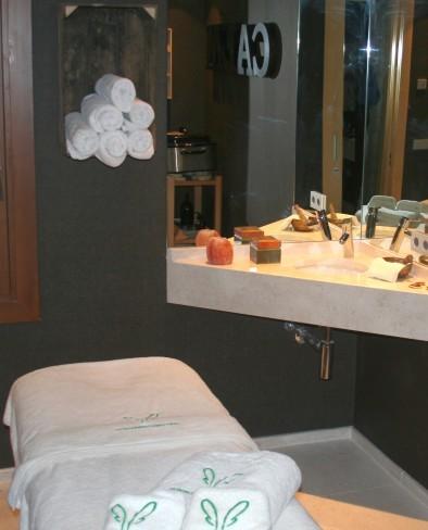 cabina spa