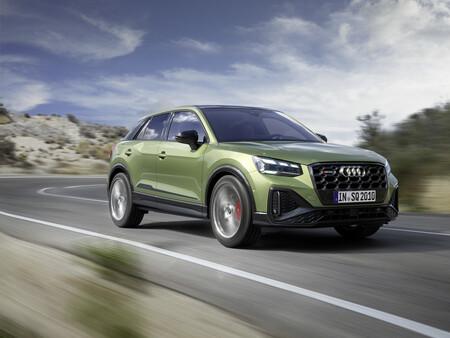 Audi SQ2 2021, con el plus que todos buscan en un SUV deportivo