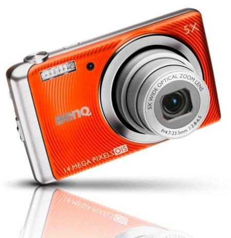 Benq S1420, una completa cámara de entrada