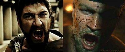 Las similitudes de 'Beowulf' y '300'