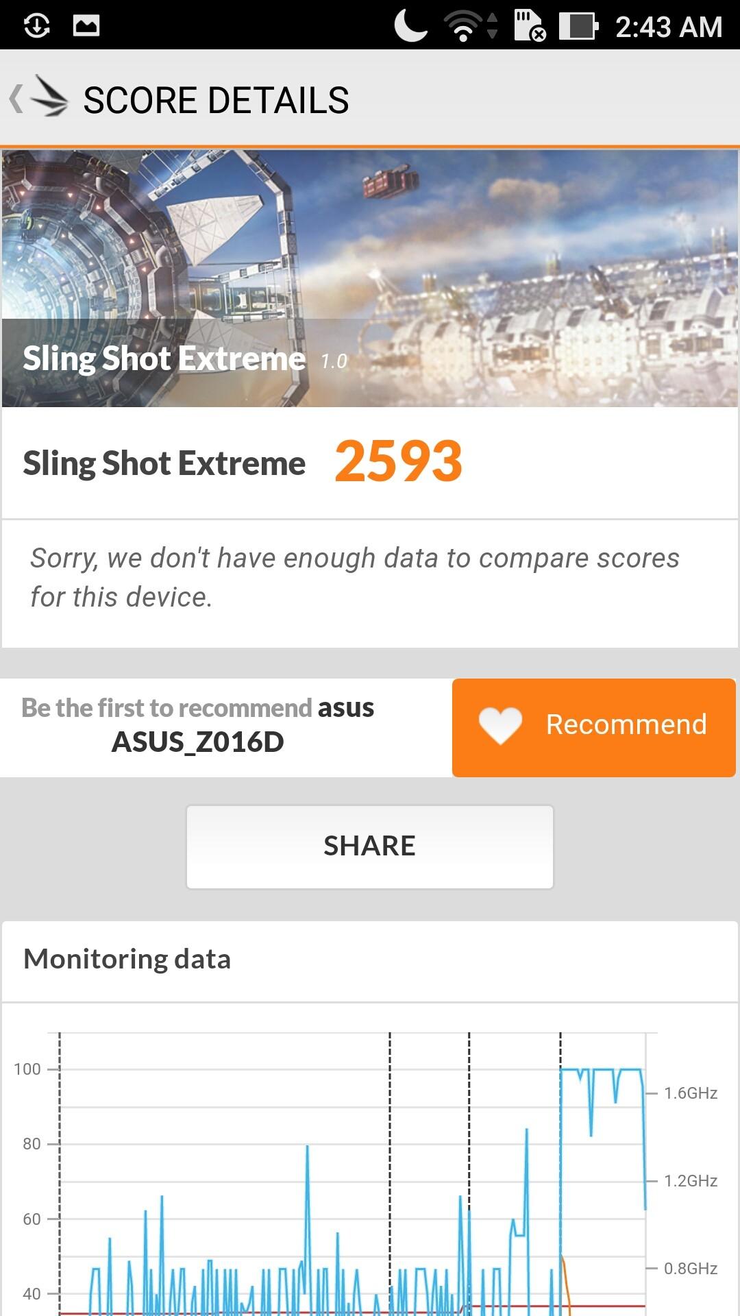 Foto de Zenfone 3 Deluxe Interfaz (25/49)