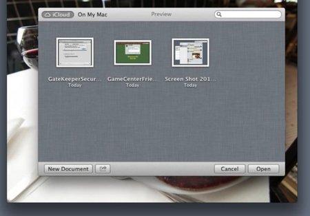 """A esto se refiere Apple con """"una mayor integración con iCloud"""" en OS X Mountain Lion"""