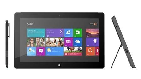 Microsoft anuncia la llegada del Surface Pro a más mercados, entre ellos España