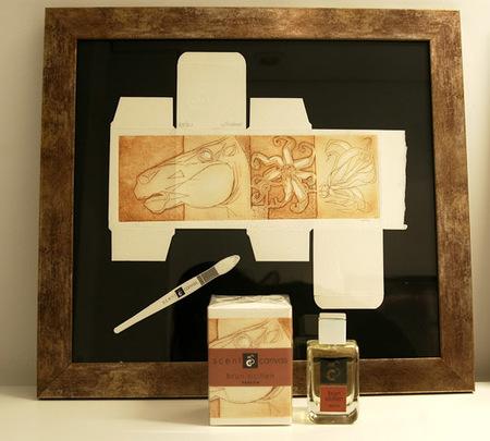 Tano Pisano se une a la perfumista Alexandra Kosinski para crear el perfume Brun Sicilien