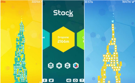 Juegos Android Stack Heroes