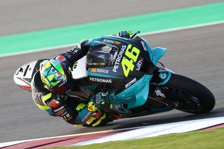 Rossi Losail Motogp 2021