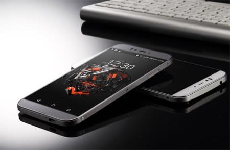 UMi propone un nuevo smartphone que apunta maneras: el UMi Iron