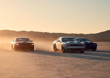 Dodge Challenger Srt Hellcat 2019 1280 19