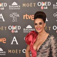 Las peor vestidas de los premios Goya 2017
