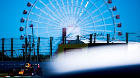 Verstappen Japon F1 2019