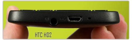HTC Rome se deja ver como Touch.B, contará con sistema operativo Android