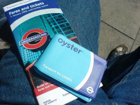 Ahorrar dinero en el metro de Londres