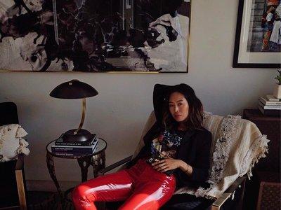 Aimee Song tiene un don especial que debería explotarlo más (no, no hablamos del mundo de la moda)