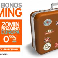 Simyo se apunta a los bonos de roaming para Europa, con opciones de ahorro en voz y datos