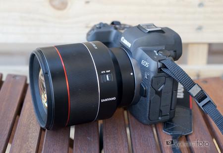 Samyang Af 85mm F14 Rf