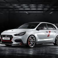 Este Hyundai N Option Concept es todo un escaparate de futuros accesorios y opciones deportivas N