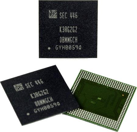 Samsung Lpddr4 Modulos
