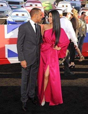 "Lewis Hamilton a Nicole Scherzinger: ""De tener críos, nanai de la China"""