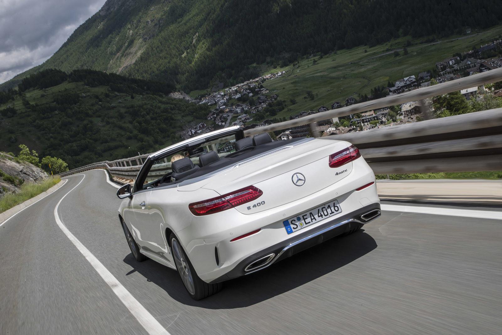 Foto de Mercedes-Benz Clase E Cabrio, toma de contacto (90/156)