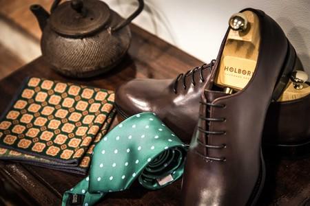 Holborn Celebra Su Primer Aniversario Con Una Nueva Coleccion De Calzado A La Medida 1