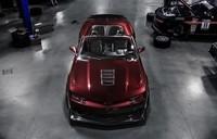 Los que no aparcan bien, un Camaro Z/28 convertible y un 'sleeper' tuerto. Rueda por Twitter (61)
