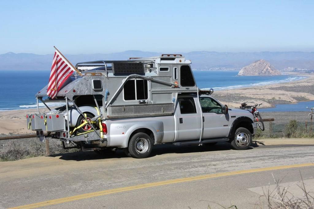 Caravana Ford F 350 1