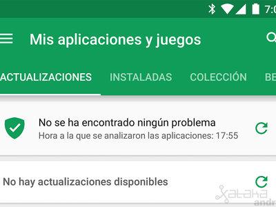 Google Play Store ya se está integrando con Play Protect: así te dirá si tu Android está seguro