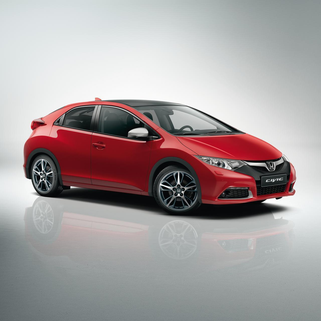 Foto de Honda Civic 2012 (97/153)