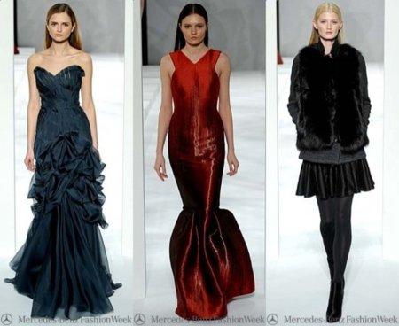 Semana de la Moda de Nueva York J Mendel