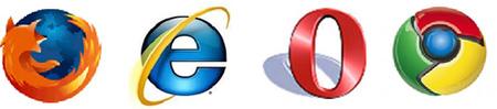 Visualiza la web de tu empresa en distintos navegadores
