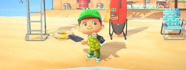 Animal Crossing: New Horizons: cómo fabricar y usar los cebos para pescar peces