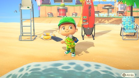 Animal Crossing: New Horizons: cómo fabricar y usar los cebos para pescar peces