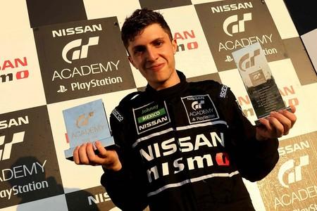 ¡México se vuelve a llevar la Nissan GT Academy! Johnny Guindi es el nuevo campeón internacional