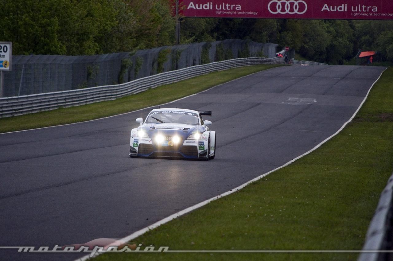 Foto de La increíble experiencia de las 24 Horas de Nürburgring (42/114)