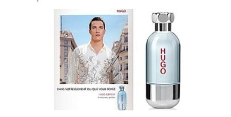 Hugo Element, nueva fragancia de Hugo Boss