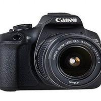 Para iniciarte en fotografía reflex, tienes en PcComponentes la EOS 2000D de Canon con objetivo por sólo 419 euros