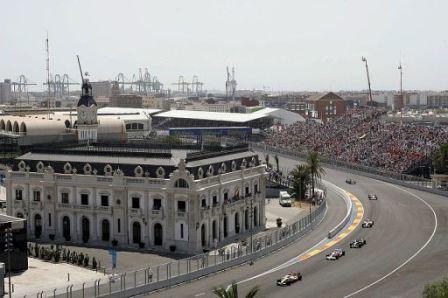Ecos del Gran Premio de Europa: una carrera aburrida