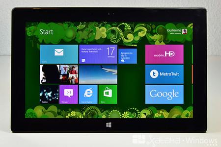 Microsoft está trabajando con fabricantes para llevar Windows a pequeños dispositivos táctiles