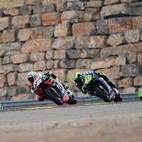 MotorLand es el oasis de Aleix Espargaró: volvió a hacer su mejor carrera del año en Aragón