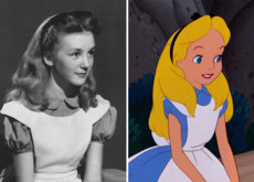 La historia de cómo crearon a Alicia a partir de una niña real y animación a lápiz