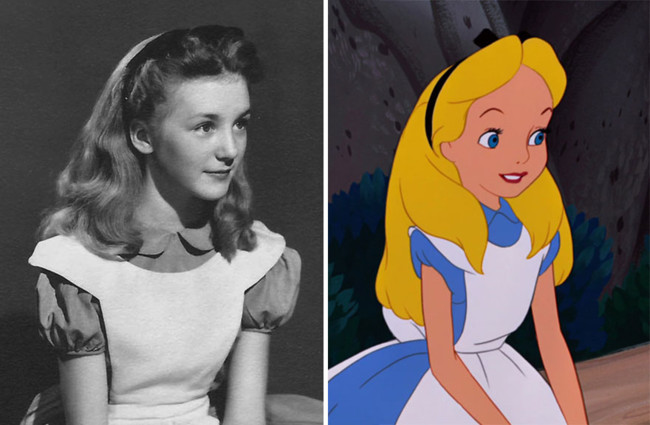 Alice Wonderland Classical Animation Kathryn Beaumont